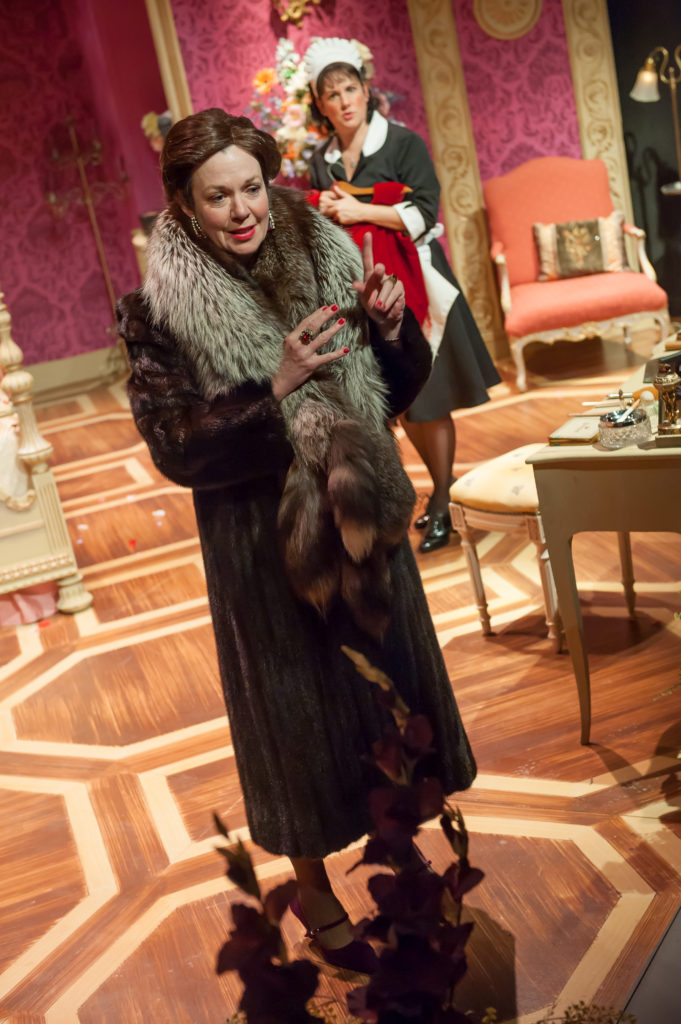 The Maids, Elizabeth Ann Townsend, Upstream Theatre Elizabeth Ann Townsend.