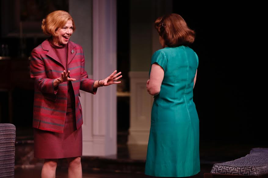 """TUESDAY, JAN. 6, 2015 - This is the Repertory Theatre of St. Louis' production of """"Guess Who's Coming to Dinner"""" at the Loretto-Hilton Center. ©Photo by Jerry Naunheim Jr."""