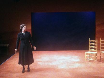 Mother in Blood Wedding. Upstream Theatre Elizabeth Ann Townsend